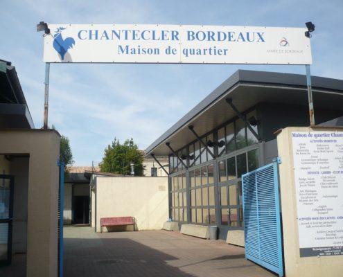 chantecler portail