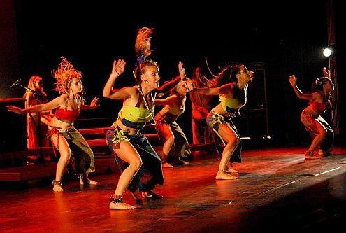 Danse Africiane